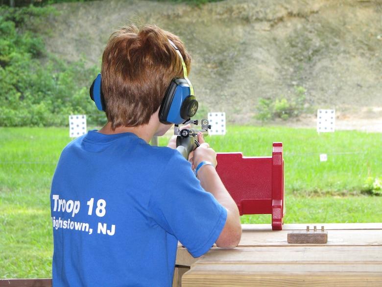 McGuire Boy Scout Troop earns top marks