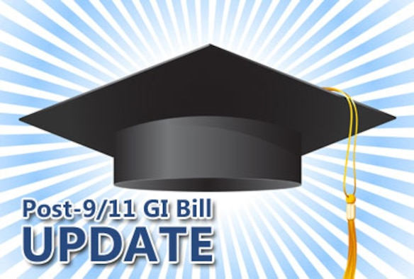 """Air Force Personnel Center leadership provided updates to the field recently on the Air Force implementation of the Post-9/11 GI Bill. For updated guidance, checklists and timeline information, visit the """"Ask"""" AFPC Web site and click on the Post-9/11 GI Bill link."""