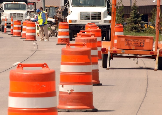 In an effort to improve traffic flow, the City of Box Elder, S.D., will perform