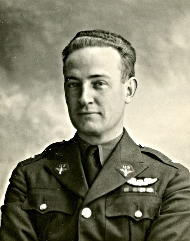 Lt. T.D. White earned his wings in 1925 after leaving the infantry to be an aviator. (U.S. Air Force photo)