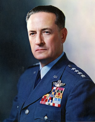 Gen. T.D. White. (U.S. Air Force photo)