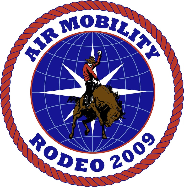 Air Mobility Rodeo 2009 Logo