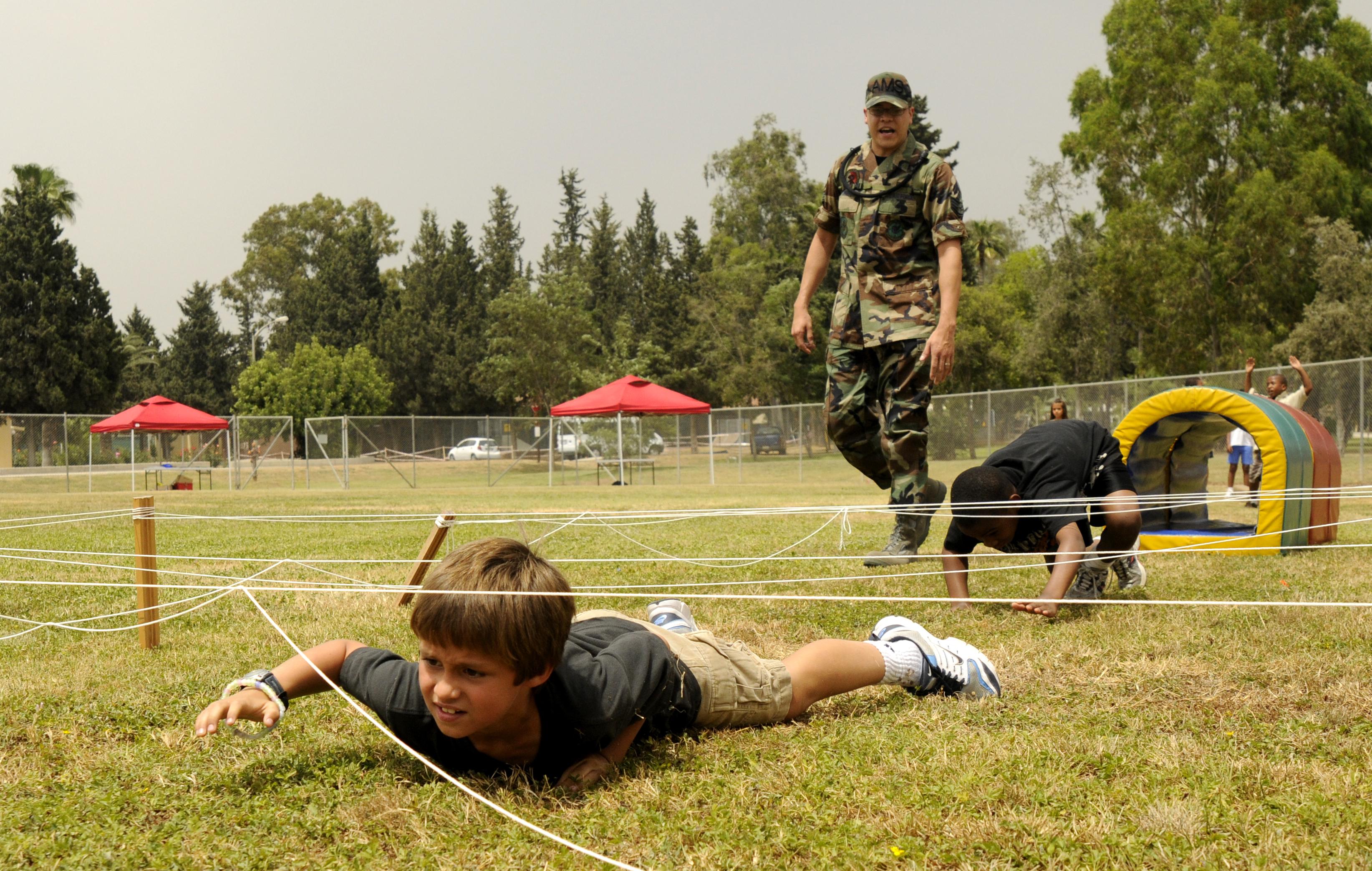 kid boot camp | Kids