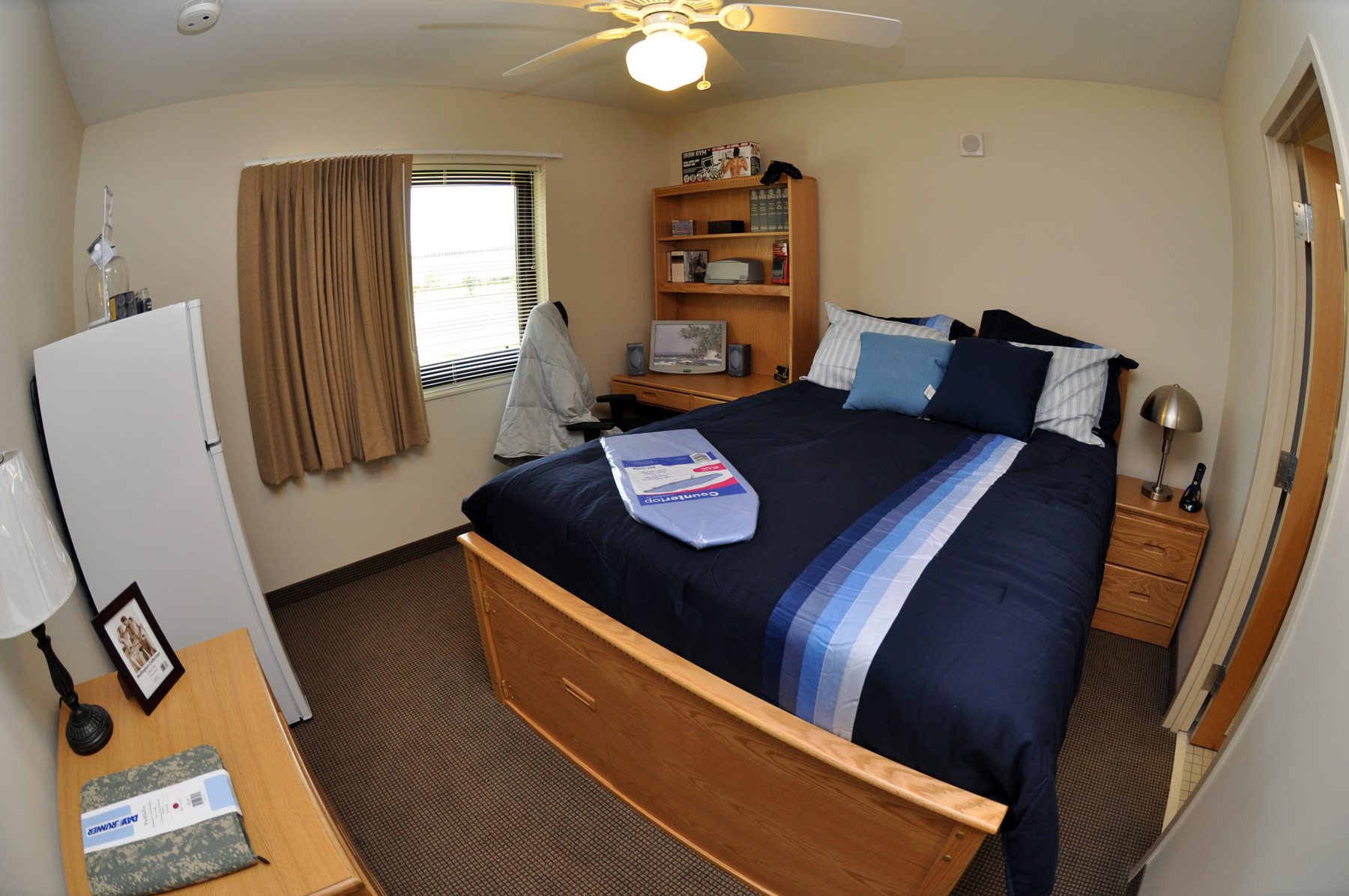Air Force Dorm Rooms