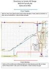 Directions to Smoky Range 8429 W Farrelly Road Salina KS, 67401