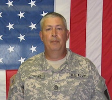 Sgt. 1st Class Kevin A. Dupont, Died  June 17, 2009, Transition Team member