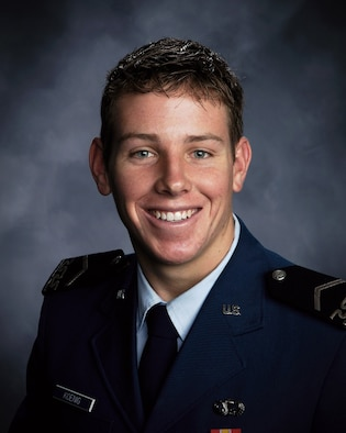 Cadet 3rd Class Bryan Koening was one of four Air Force Academy cadets who rescued three Panamanians from drowning during a trip to Panama June 7. (U.S. Air Force photo)