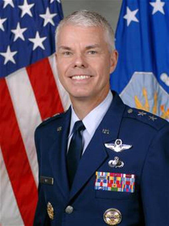Maj. Gen. Charles R. Davis