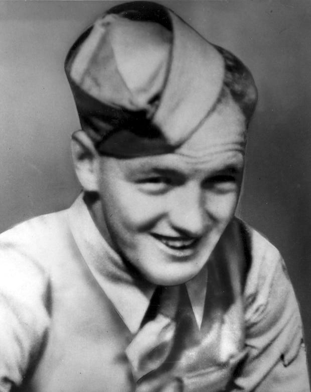 Sgt. Archibald Mathies. (U.S. Air Force photo)