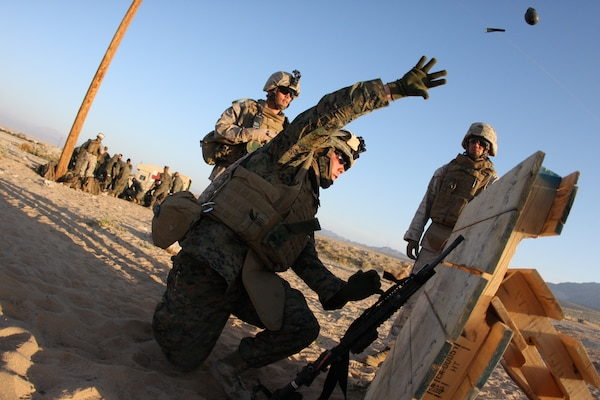 Team Leaders Train For Next Combat Rotation Gt Marine Corps