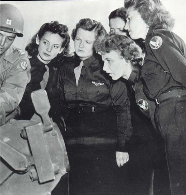 WASP members stationed at Alamogordo Army Air Field trained as pilots in L-5 and UC-78 aircraft and co-pilots in B-17s. Some eventually piloted cross-country missions in the L-5, UC-78 and C-45, while others co-piloted flights in B-17 and B-26 aircraft.