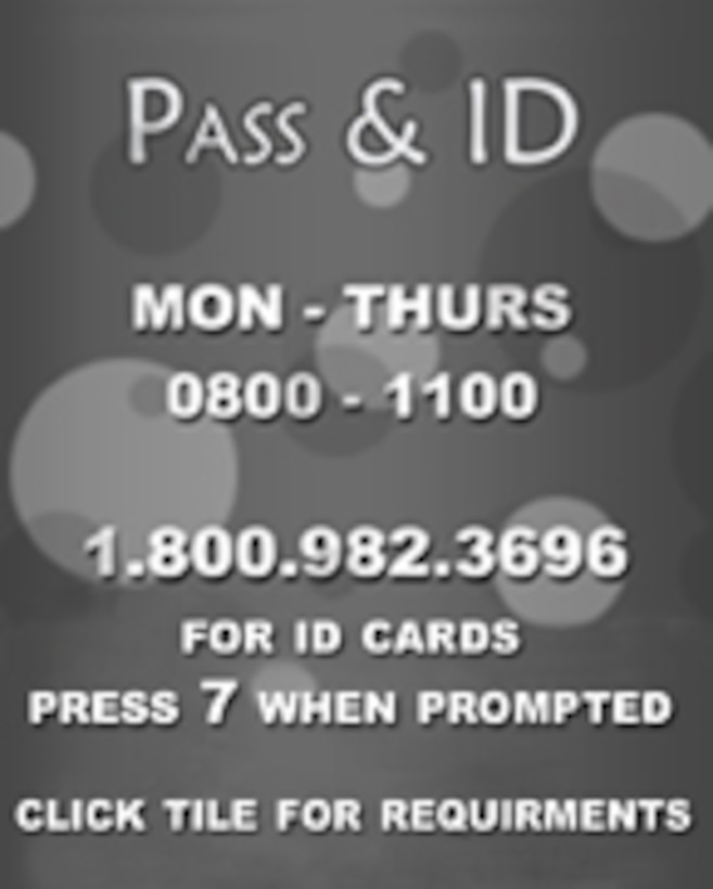 Pass and ID 3