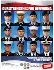 "The DoD theme for SAAM 2009 is ""Our Strength is for Defending."" It's intended to highlight the fact that our mission not only involves national defense, but the defense and safety of the Americans who voluntarily risk their lives in our defense."