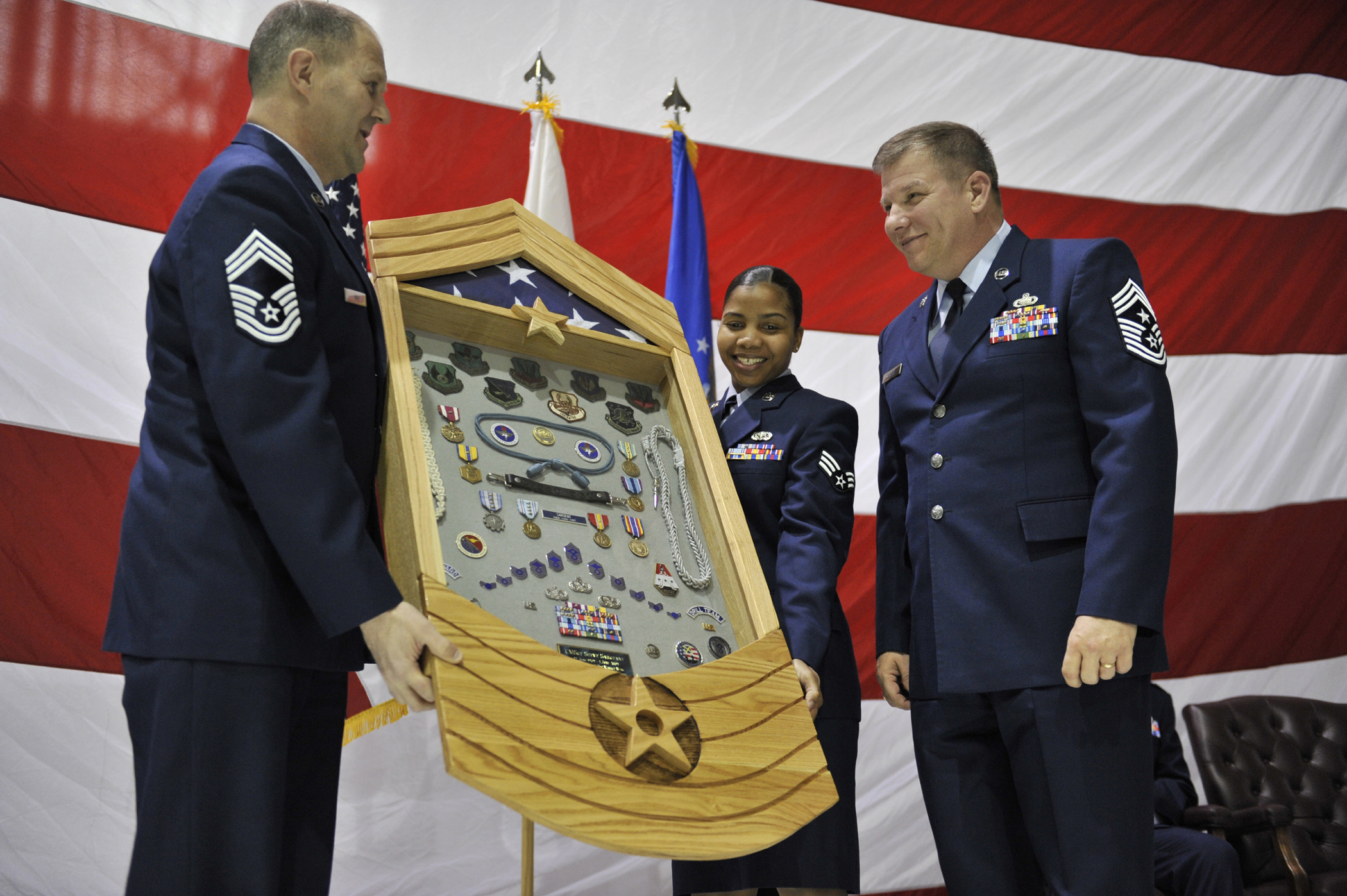 Airman Retires After 30 Years Gt Malmstrom Air Force Base