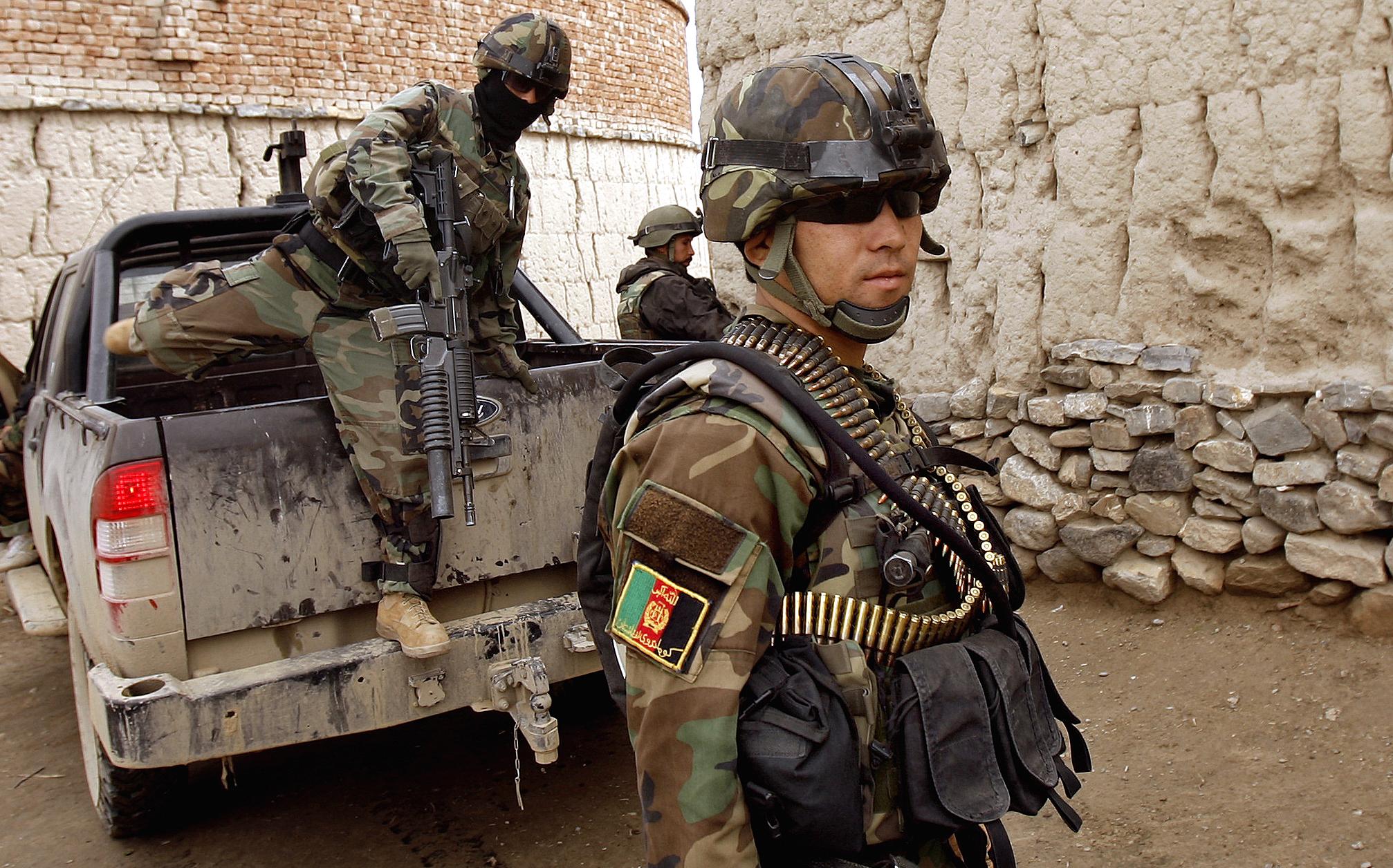 فراه کې طالبانو دېرش افغان کمانډو وژلي