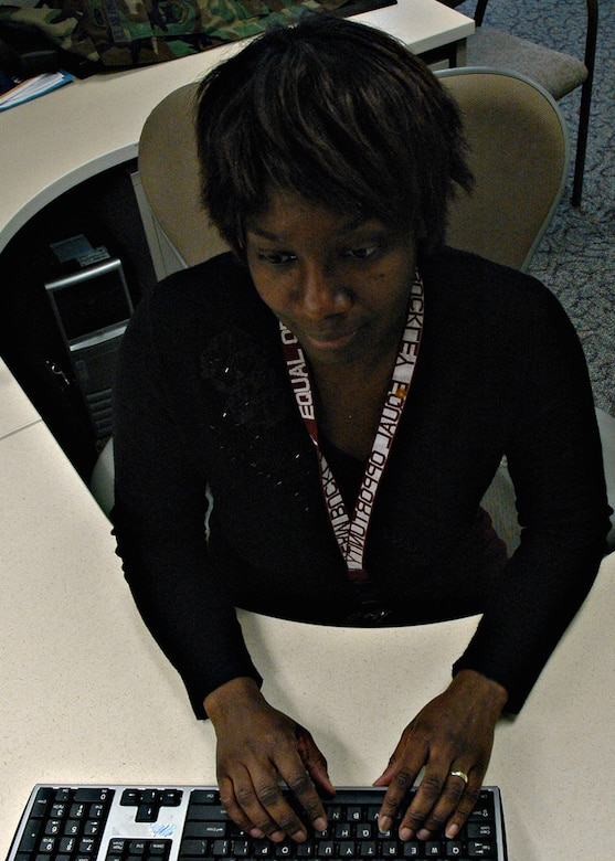 TEAM BUCKLEY WARRIOR OF THE WEEK -- Patricia Toliver, a contract specialist from the 460th Contracting Squadron, was Team Buckley's Warrior of the Week from Feb. 27 - Mar. 5. She was selected by the Equal Opportunity Office because of her selfless dedication to the 2009 Dr. Martin Luther King Jr., Commemorative Committee, where she served as the Chairperson.