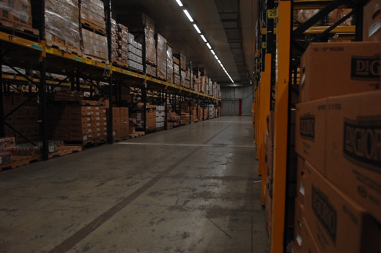 Kaiserslautern Cold Storage celebrates 50 years of operation and has grown to a stock inventory of over 1,800 items, Ramstein Air Base, Germany, March 20, 2009. (U.S. Air Force photo by Airman 1st Class Tony R. Ritter)