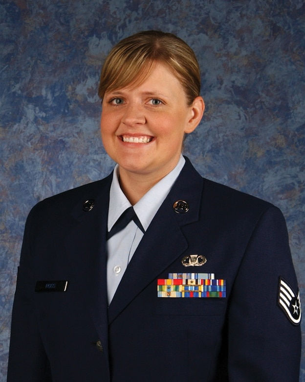 Staff Sgt. Elizabeth A. Ross is a Command Post Controller with the 114th Fighter Wing. Ross resides in Sioux Falls.