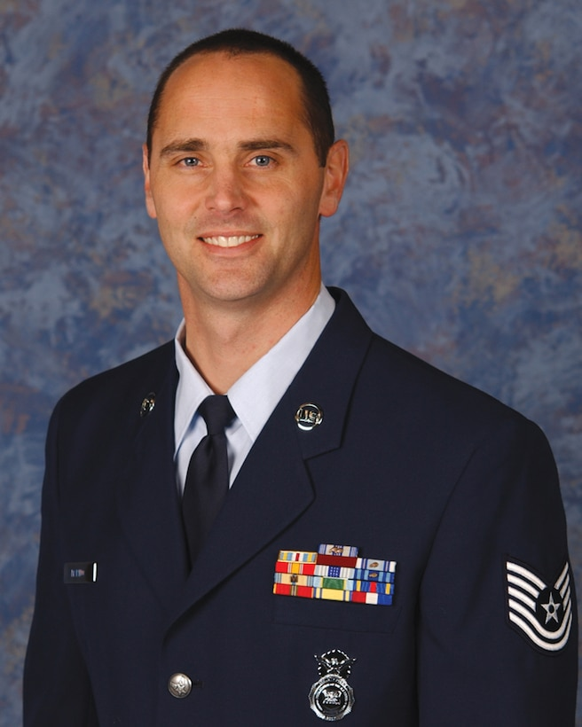 Tech. Sgt. Patrick J. Marino is a Squad Leader with the 114th Security Forces Squadron. Marino resides in Sioux Falls.