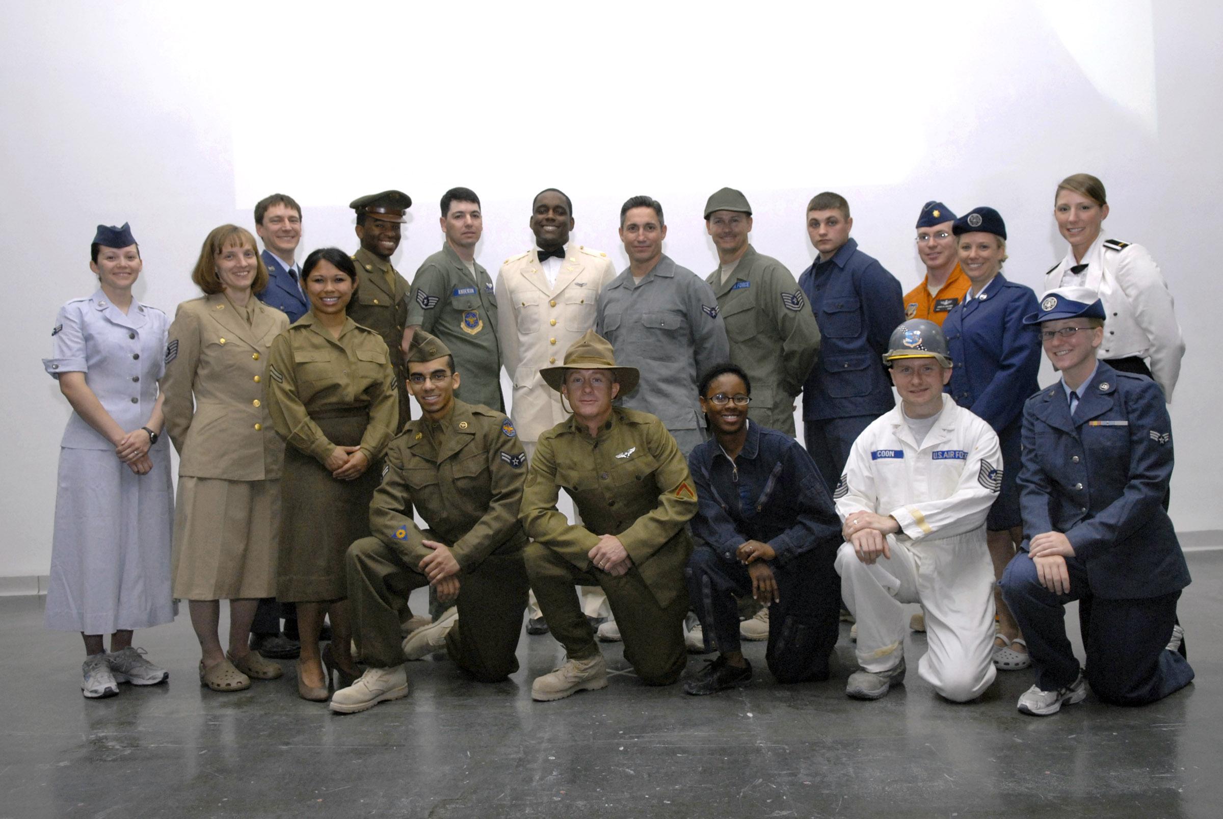 Operation Uniform Delta Highlights Heritage Gt U S Air