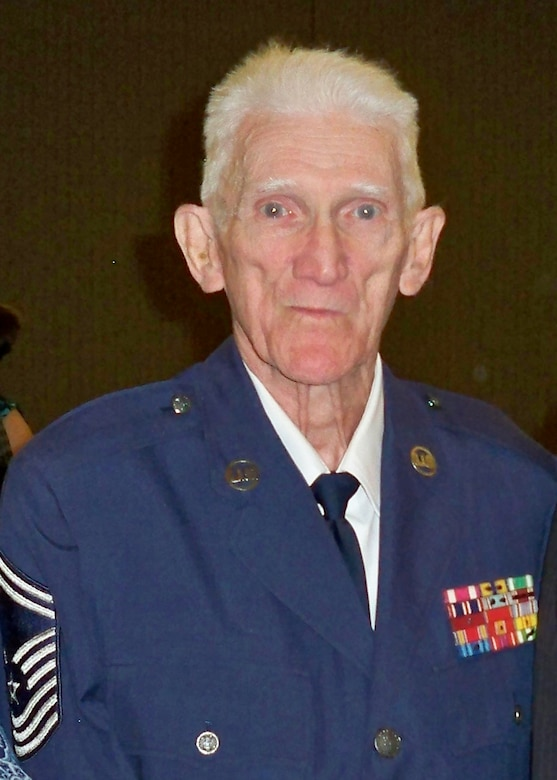 BUCKLEY AIR FORCE BASE, Colo. -- Retired Chief Master Sgt. Robert Van Sciver, Director 460th Space Wing Retiree Activities Office, was honored by the Aurora United Veterans Committee as the 2009 Veteran of the Year on April 26. (Courtesy photo)