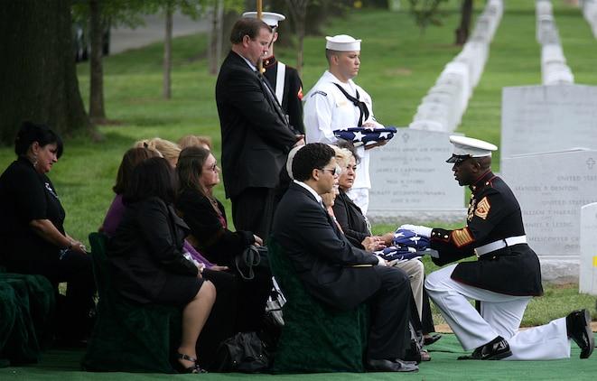 Repatriation service honors six Vietnam War casualties