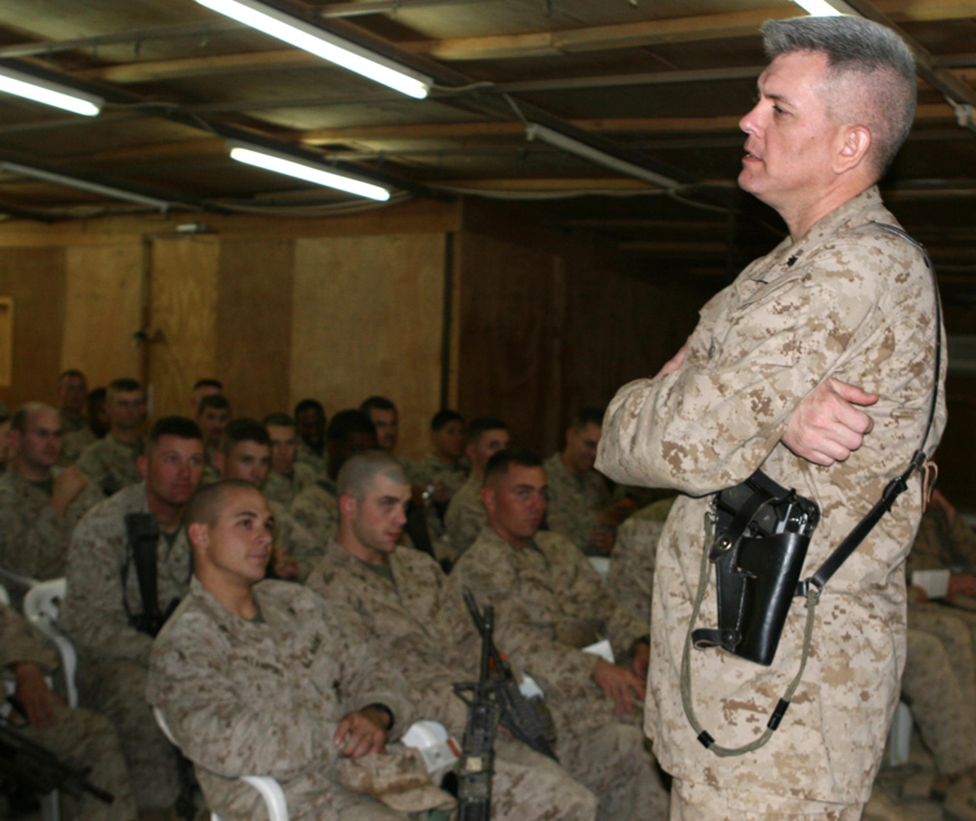Marine Judge Advocate: Marines.mil