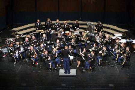 The 1st Infantry Division Band