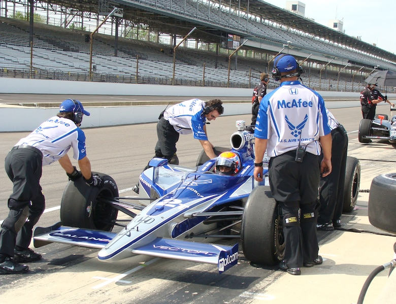Air Force Makes Indy 500 Debut Air Force Recruiting Service