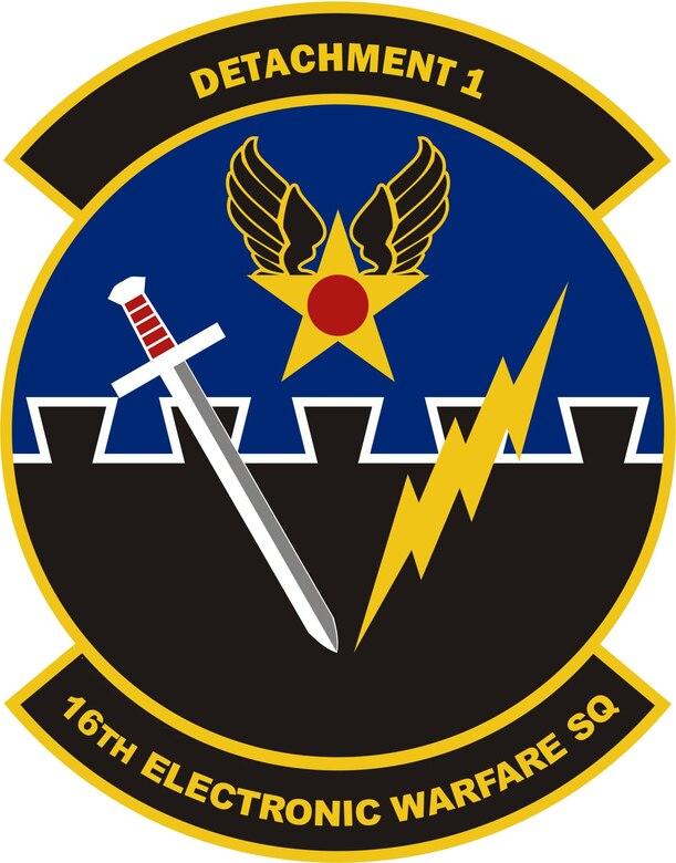 16th Electronic Warfare Squadron, Detachment 1