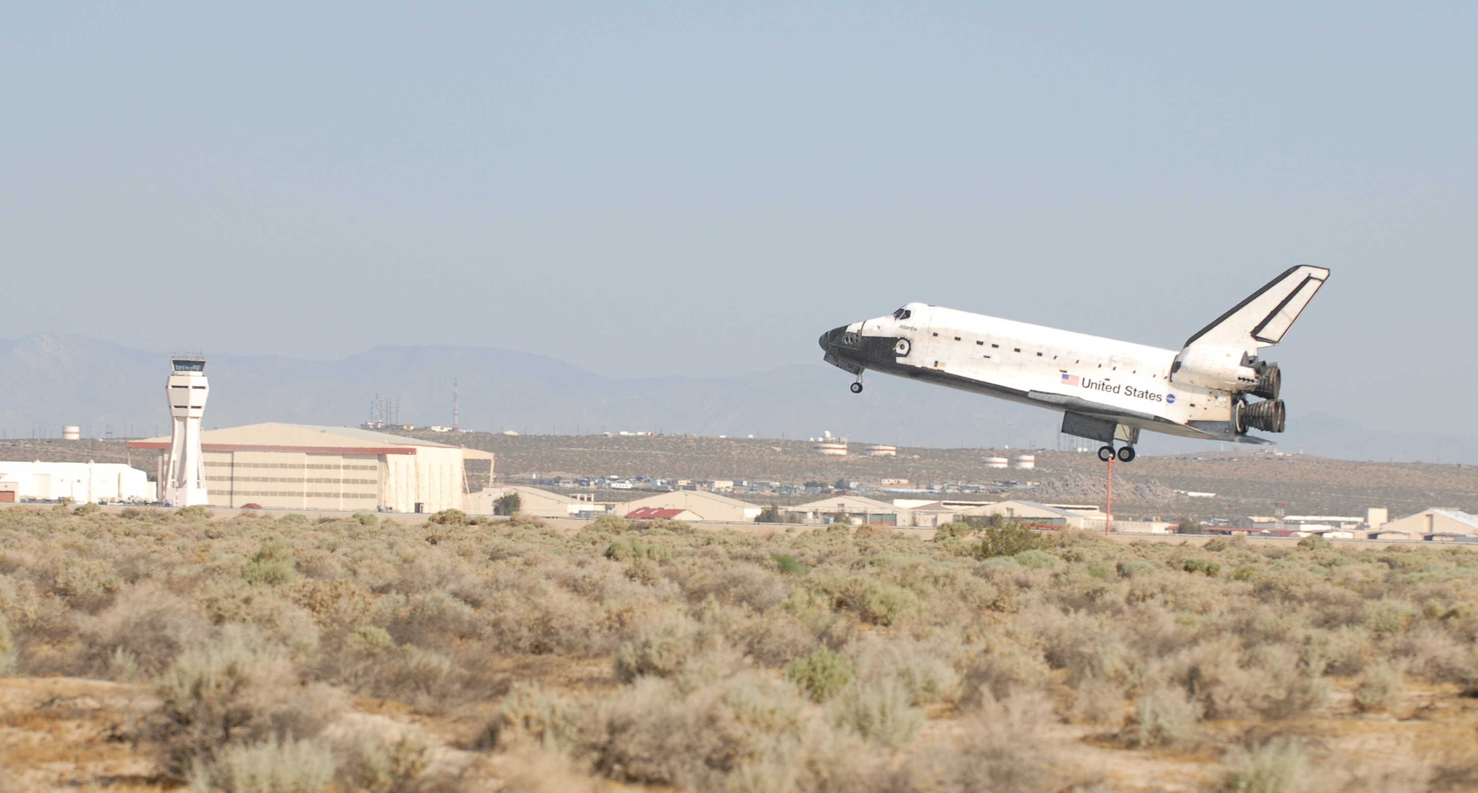 space shuttle contingency landing sites - photo #7