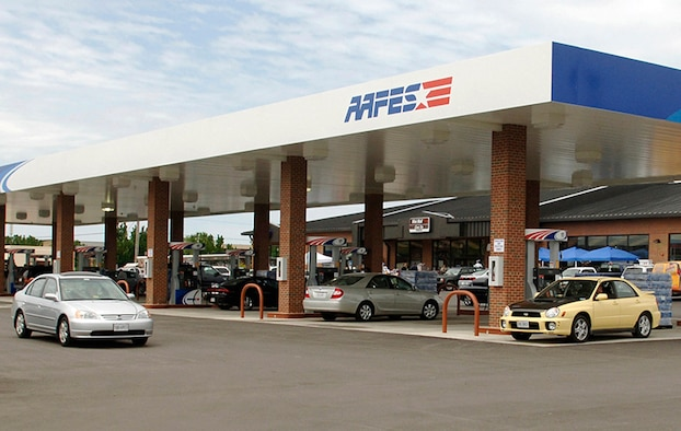 AAFES pumping up the fuel savings for Military Star Card ...