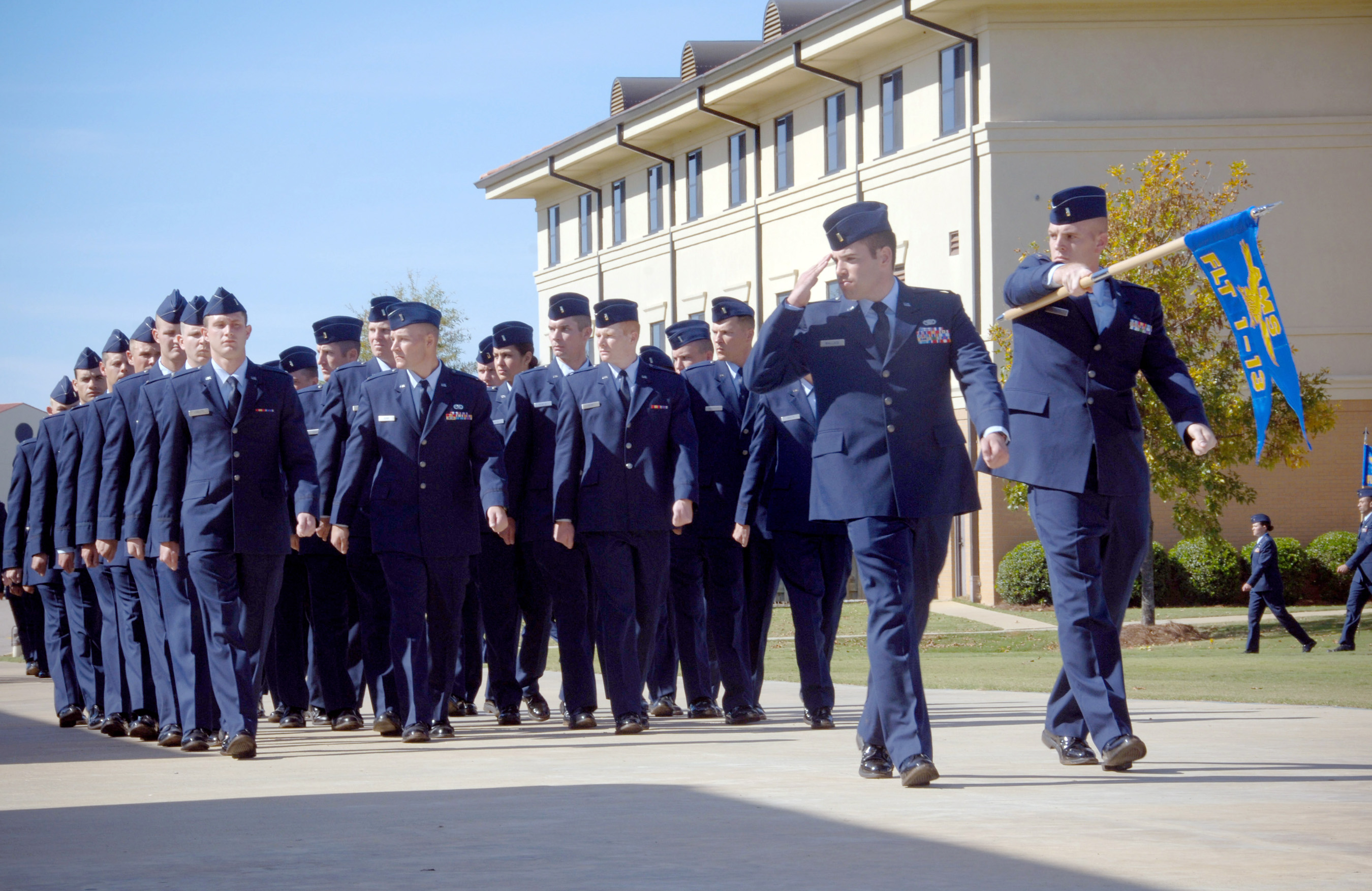 Wonderful Air National Guard Graduates First Class From Maxwellu0027s Officer Training  School