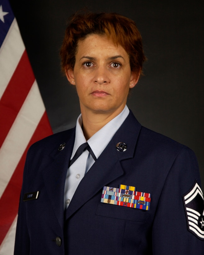 Air Force Association Outstanding Airmen of the Year, Mission  Support Category: Senior Master Sgt. Alice Rose Duerr, 129th LRS