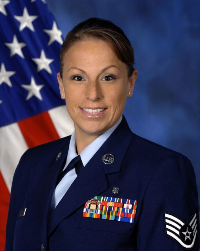 Air Force Association Outstanding Airmen of the Year, NCO Category: Staff Sgt. Michelle Masso, 131st RQS