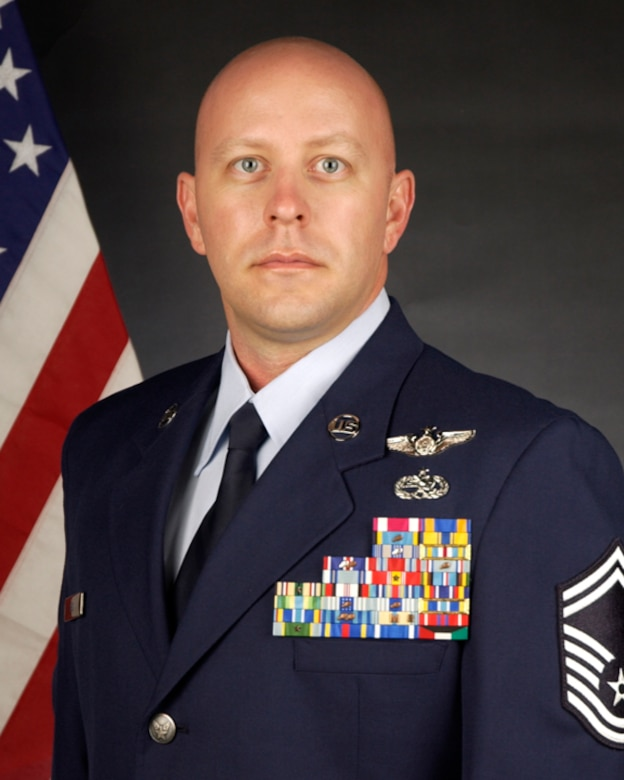 Outstanding Airmen of the Year, Senior NCO Category: Senior Master Sgt. Jason Red, 129th RQS