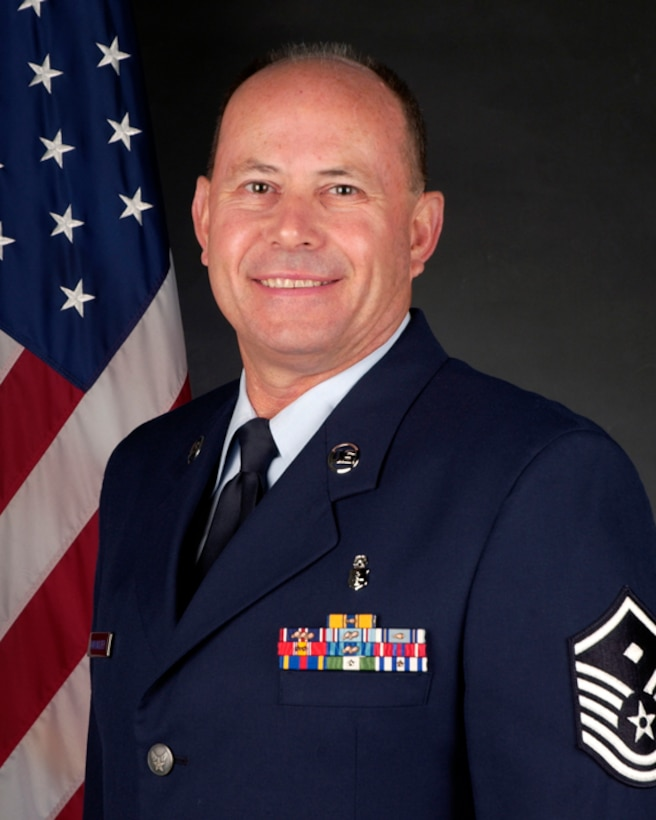 Air Force Association Outstanding Airmen of the Year, Medical Category: Senior Master Sgt. David Burkhalter, 129th MDG