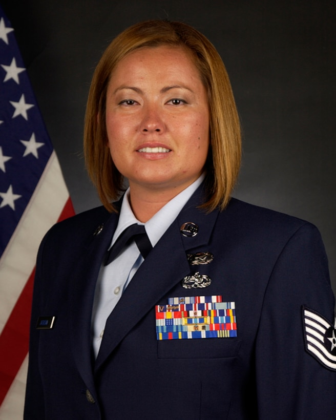 Air Force Association Outstanding Airmen of the Year, Maintainer Category: Tech. Sgt. Jessica Jackson, 129th MXG