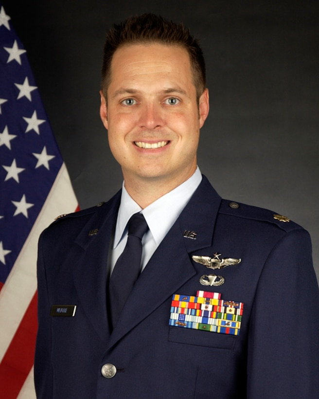 Outstanding Airmen of the Year, Field Grade Officer Category: Maj. Mathew Wenthe, 129th RQS