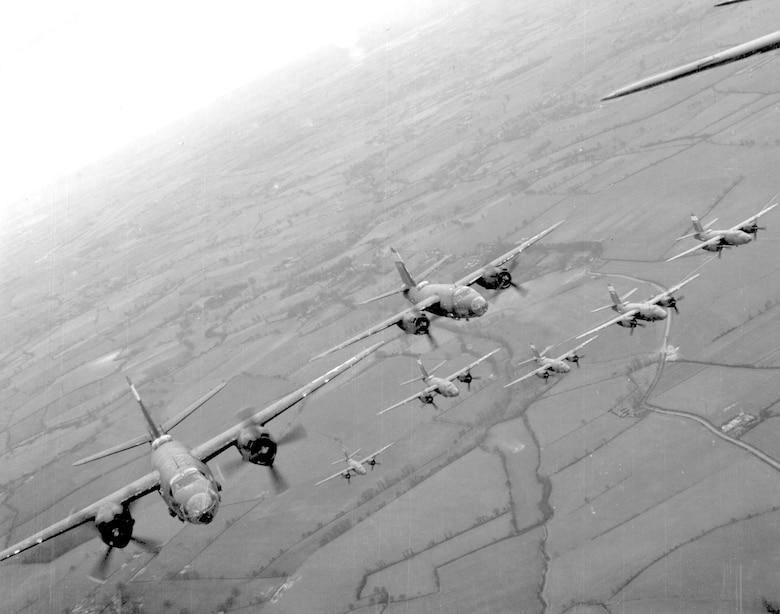 Martin B-26. (U.S. Air Force photo)