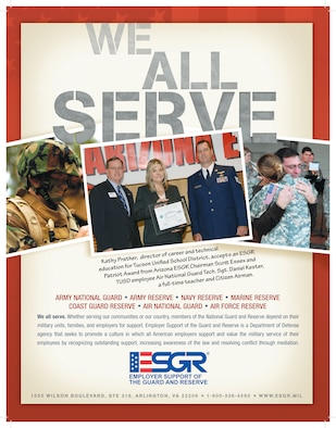 ESGR: We all Serve
