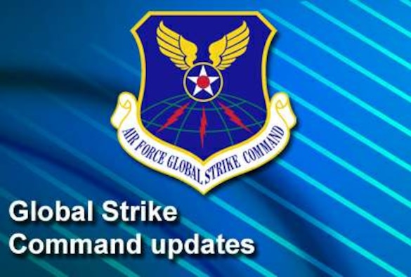 Air Force Global Strike Command's top officer provided an update on the command's progress toward full operational capability during a speech at the Capitol Hill Club Oct. 2, 2009, in Washington, D.C. (U.S. Air Force graphic)