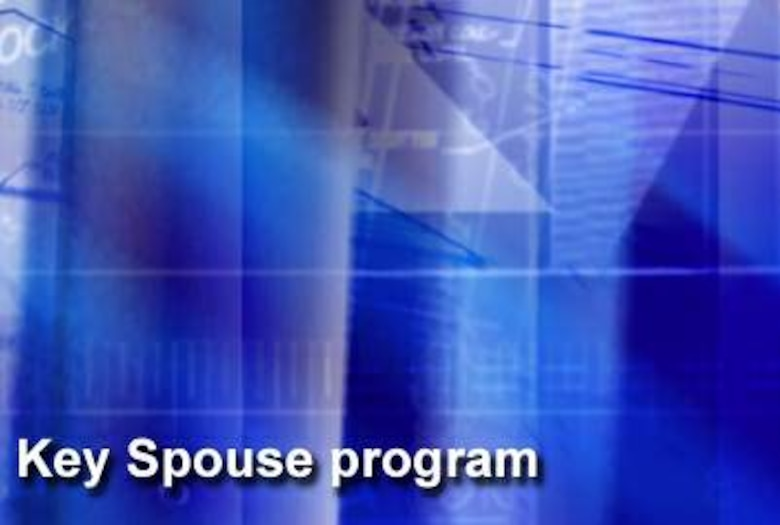 As part of the July 2009-July 2010 Year of the Air Force Family initiative, the service's senior leaders have announced the launch of a revised and standardized Key Spouse program. (U.S. Air Force graphic)