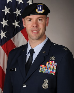 Capt. Robert Shaw, 19th Security Forces Squadron