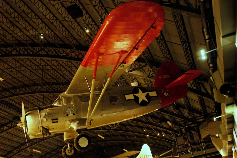 DAYTON, Ohio -- Noorduyn UC-64A Norseman in the World War II Gallery at the National Museum of the United States Air Force. (U.S. Air Force photo)