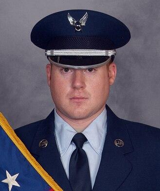 Airman 1st Class Dylan B. Brandt