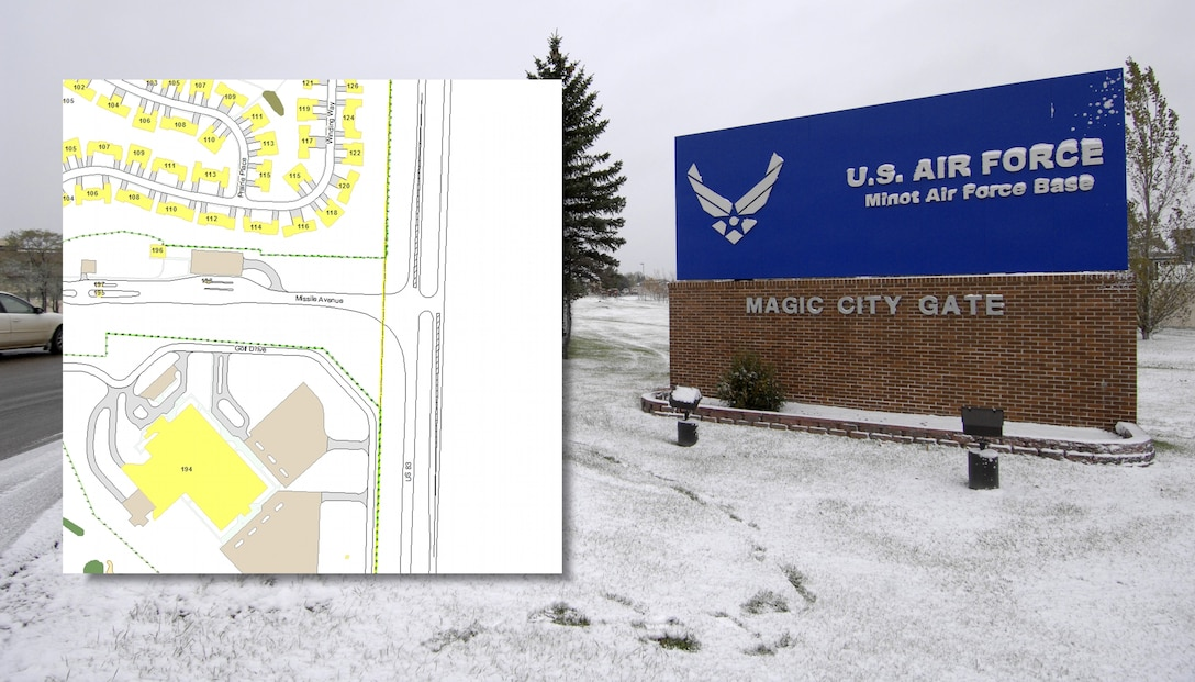 MINOT AIR FORCE BASE, N.D. --  The North Dakota Dept. of Transportation has reduced the speed limit on Highway 83 from 70 mph to 55 mph,  which takes effect October 29.