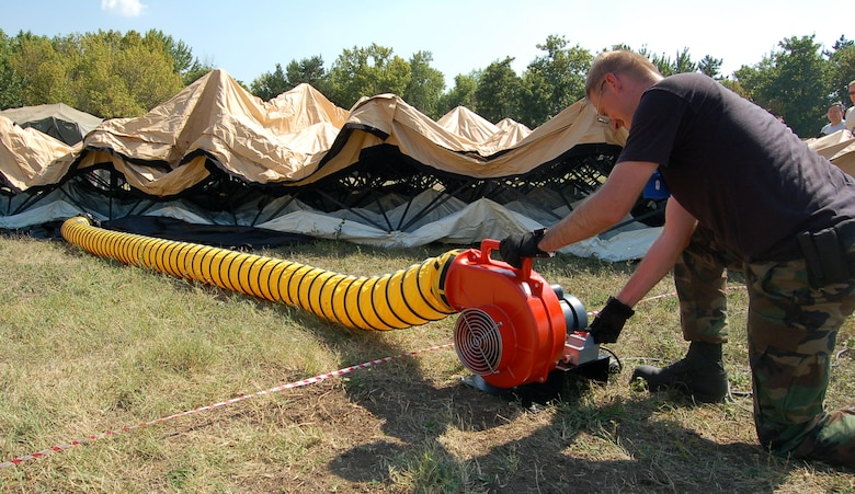portable air compressors are much smaller with smaller tanks. This makes them very easy to move around.
