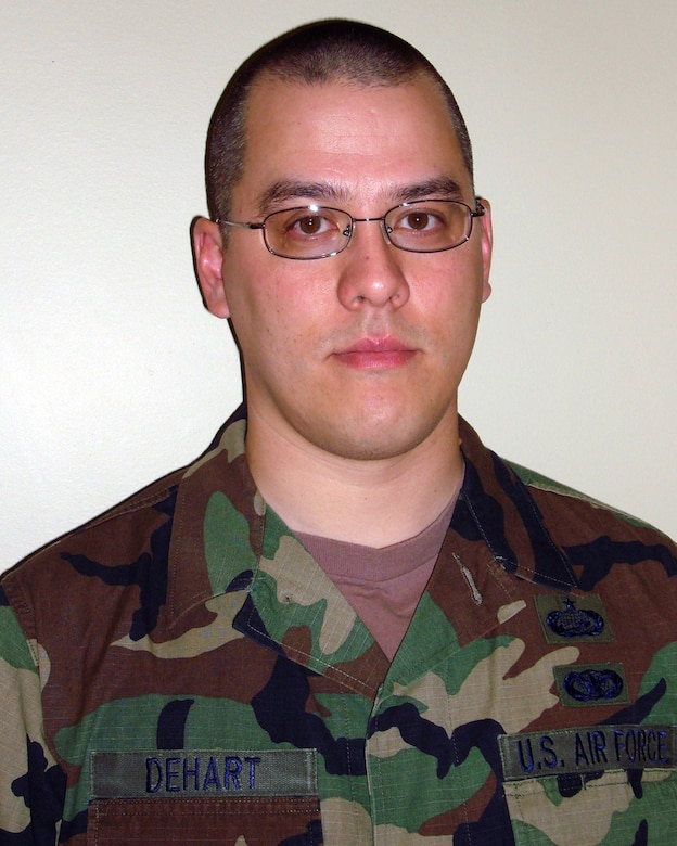 Master Sgt. Takashi Dehart