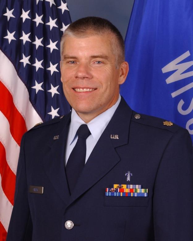 Chaplain (Maj.) James Chizek